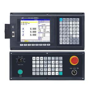 Фрезерный станок с ЧПУ для гравировки, новая версия, 3 оси, CNC1000MDb ATC