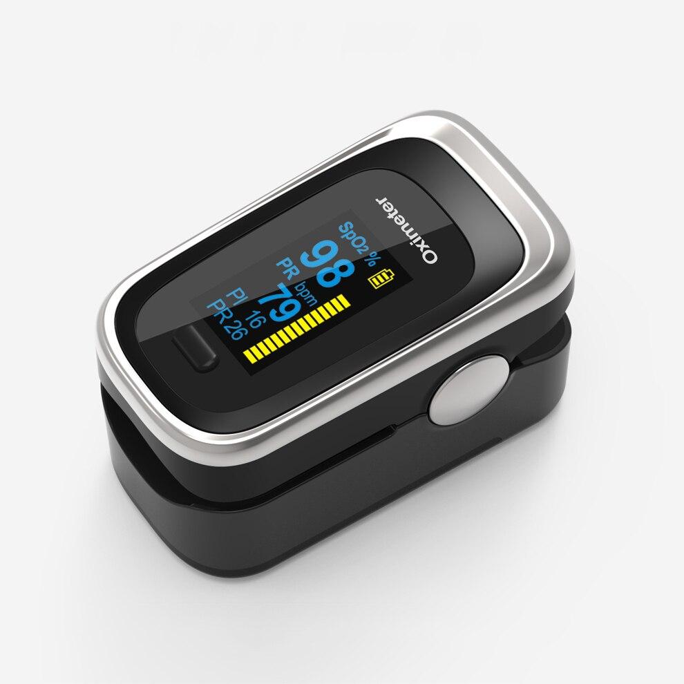 display oled monitor de freqüência respiratória saturação