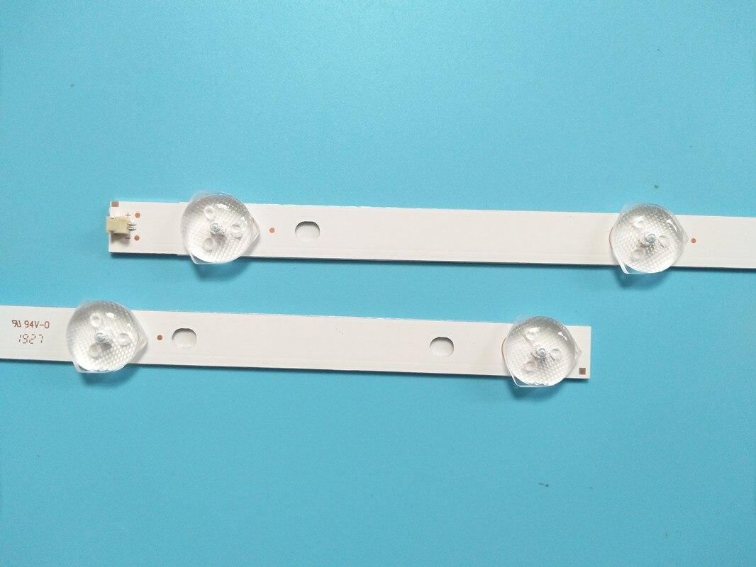 Image 2 - New 8 PCS/lot 5LED(3V) 415mm LED Backlight strip for 43PFF5459 42PUF6052 K420WD7 4708 K420WD A3213K01 K420WDB TH 43C500CComputer Cables & Connectors   -