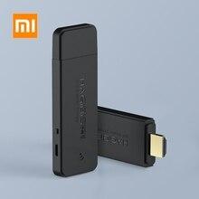 מקורי Xiaomi HDMI אלחוטי שיקוף מרובה מכשיר עם אותו מסך WIFI 2.4g + 5g 1080p HD אחד מסך חכם מכשיר