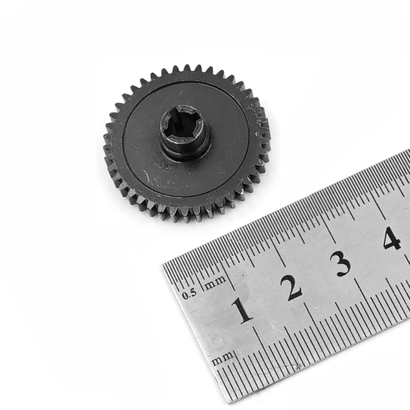 Metal Diff Differential Main Gear 42T For 1/18 WLtoys A959-B A969-B A979-B K929-B RC Car Upgrade Parts AXYA