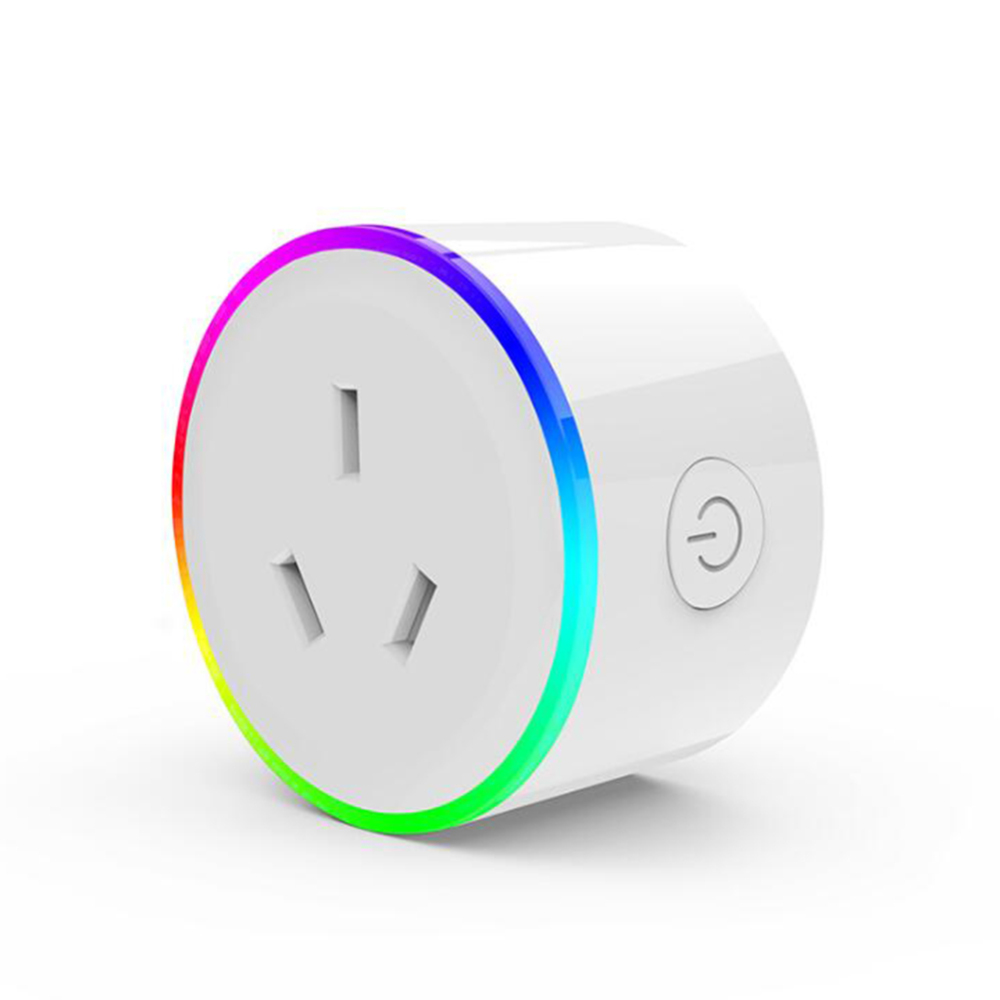 WiFi Smart Plug Socket with power Monitor Remote Control Timer Outlet Power Plug for Android IOS Phone App  AU EU US JP UK Plug
