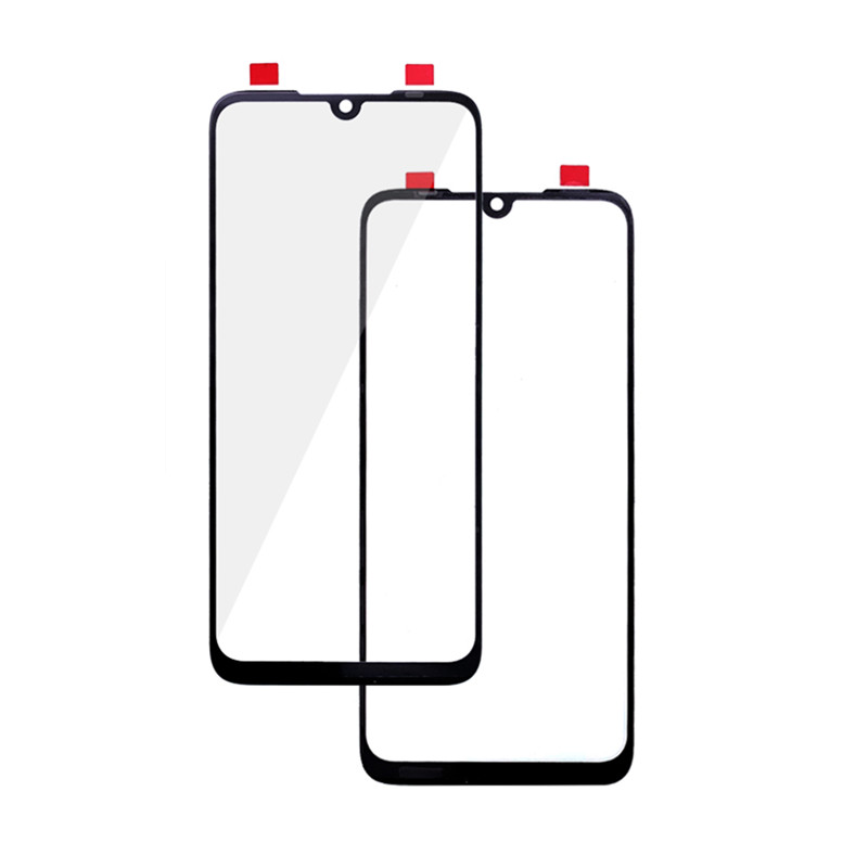 Outer Screen For Xiaomi Mi A3 Lite / CC9 / Mi9 Lite Front Touch Panel LCD Display Screen Out Glass Cover Lens Repair Parts