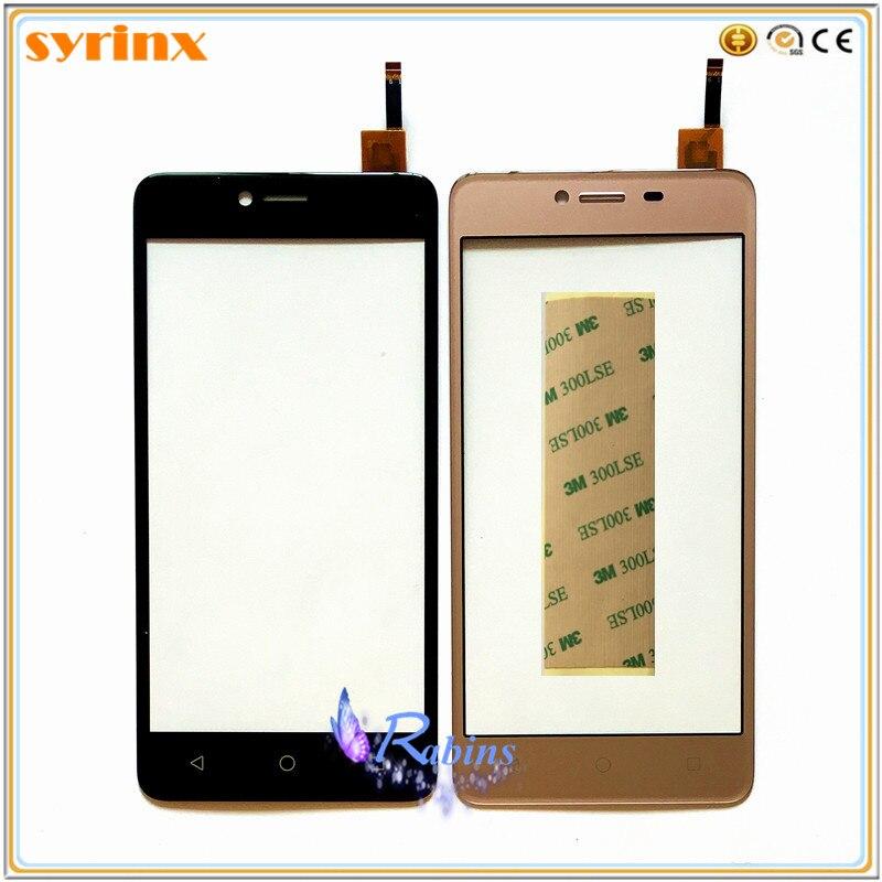 Сиринкс 5,5 дюймов телефон с сенсорным Экран Сенсор для BQ BQ-5059 BQ 5059 сенсорный Экран дигитайзер передняя стеклянная панель с объективом 3 м кле...