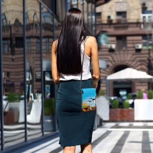 Image 4 - גרייהאונד כתף תיק גרייהאונד עור תיק נשים של מגמת נשים שקיות Crossbody חתונה באיכות גבוהה ארנק