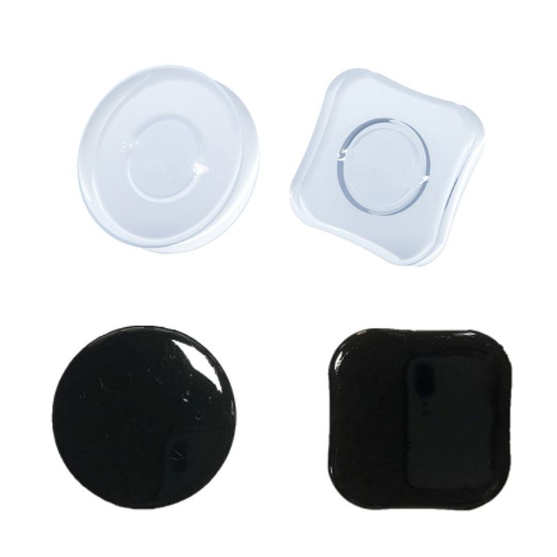 Wall Desk Paste Stand Nano Rubber Pad Mobile Phone Seamless Multi-functional Silicone Sticker Bracket