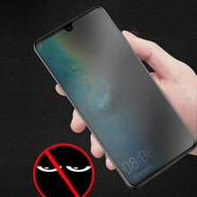 Конфиденциальности закаленное Стекло для UMIDIGI A3 A5 S3 Pro F1 играть ONE MAX с антибликовым покрытием Экран протектор для Мощность Анти-шпион защитная пленка