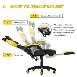 Image 5 - Seatingplus Bumblebee LOL Computer Chair WCG Office Chair Gaming Chair  Game chair Lift Swivel Chair  Comfortable Sedentary