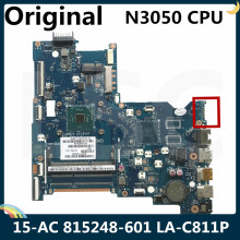 CPU Laptop Motherboard N3050 LA-C811P for HP 15-AC Series 815248-601 with SR29H LSC ABQ52