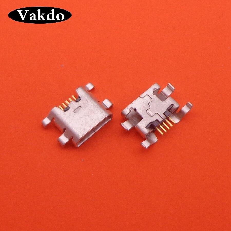 20PCS MICRO mini USB Lade port jack buchse ladegerät stecker Für HUAWEI P7-L07 L09 L00 G660-L075 C199 G760 G7 daten dock stecker