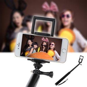 """Image 4 - 3M Nhôm Monopod Ổ Cắm Kéo Dài Cao Cấp Gậy Selfie Cho GoPro iPhone iPad DSLR Camera Hành Động 3.5 """"10"""" Inch điện Thoại Di Động Máy Tính Bảng"""