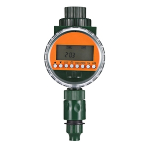Садовый водопроводный таймер автоматический контроллер орошения датчик дождя Автоматический таймер полива