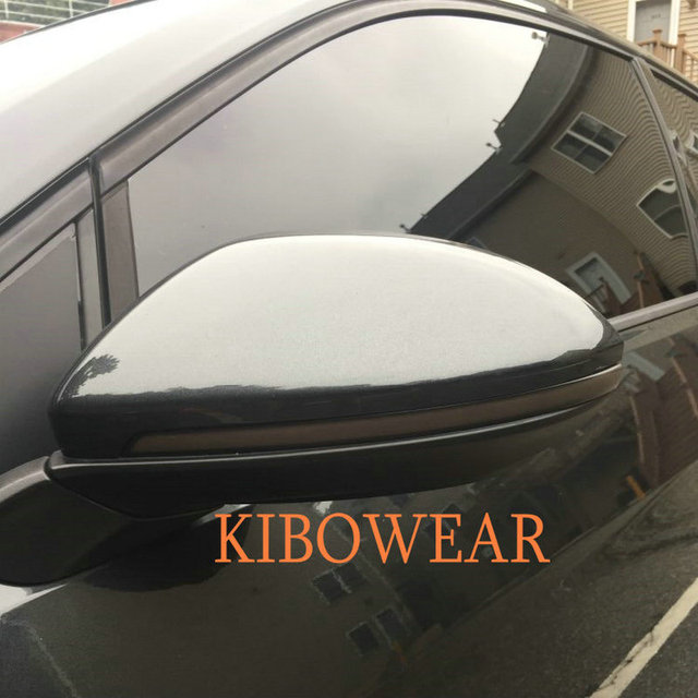 Kibowear For Volkswagen Golf MK7 7 GTI R GTD Dynamic Blinker LED Turn Signal Rline Touran Mirror Light 2013 2014 2015 2016 2017