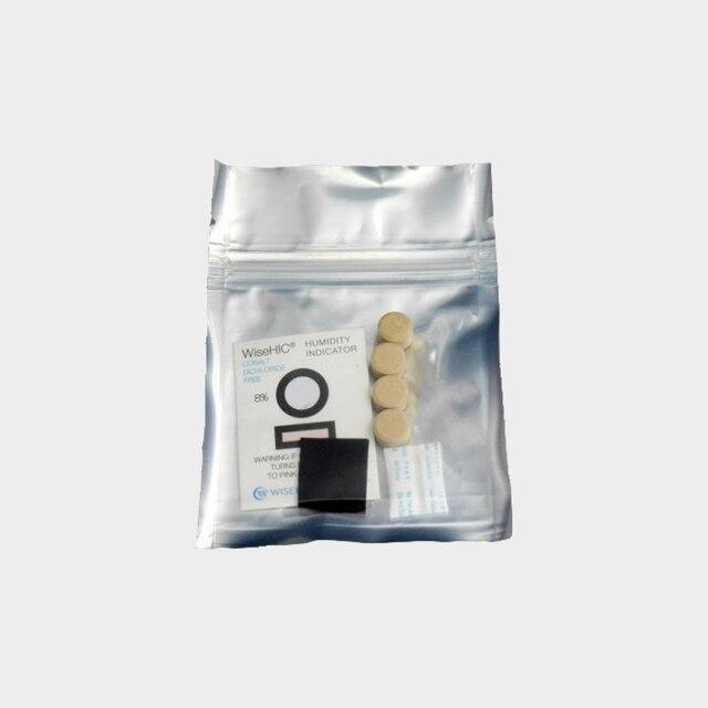 desiccant tablets for cooled cameras