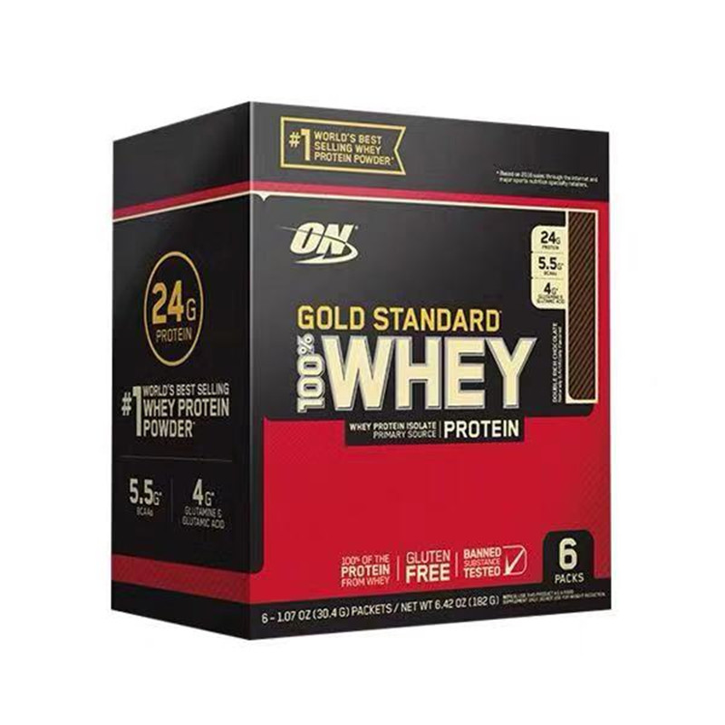 ON Optimon Gold Labeled Whey Protein Powder strengthen the muscles powder 30g 1 bag 6 bag1 box image
