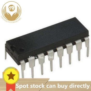 1pcs CD4026 CD4026BE 4026 IC CMOS Counters Decade/Divider DIP-16 In Stock image