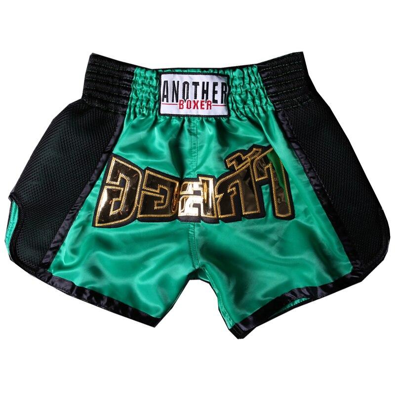 Muay thai шорты профессиональные мужские Санда боксерские костюмы