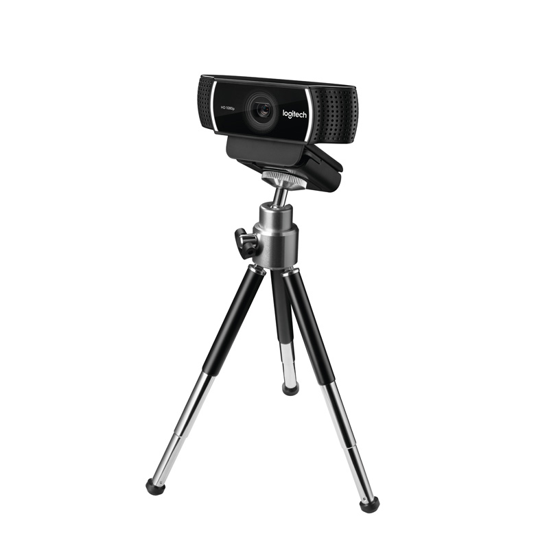 Image 5 - 100% Original C922 PRO Webcam 1080P Web 30FPS Full HD webcam Autofocus Web Camera built in microphone with tripodWebcams   -