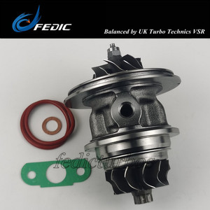 Image 4 - Oil cooled Turbine TF035 49135 03310 Turbo cartridge chra for Mitsubishi Pajero II shogun Challenger 4M40 2.8 L 1998 2000