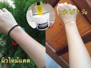 Image 3 - Bleaching Körper Serum Bleichen Aufhellung Haut, AHA,Vitamin B,C 30 ml Bleichen Dark Spot Serum