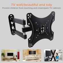 14-42 inch TV Wall Mount Bracket Universal Adjustable Flat Panel TV Frame Rotatable LCD TV Holder Wall Bracket for Philips TCL