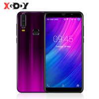"""Xgody A70 3G Smartphone Android 8.1 6 """"18:9 Schermo Intero 1 Gb + 4 Gb MTK6580 Quad Core dual Sim 5MP Macchina Fotografica Wi-Fi 2800 Mah Del Telefono Mobile"""