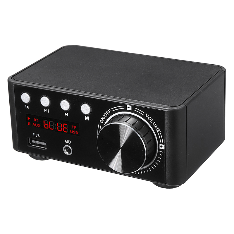 Мини TPA3116 усилитель дома автомобиля аудио стерео класса D усилители мощности музыкальный плеер приемник стерео усилитель звука