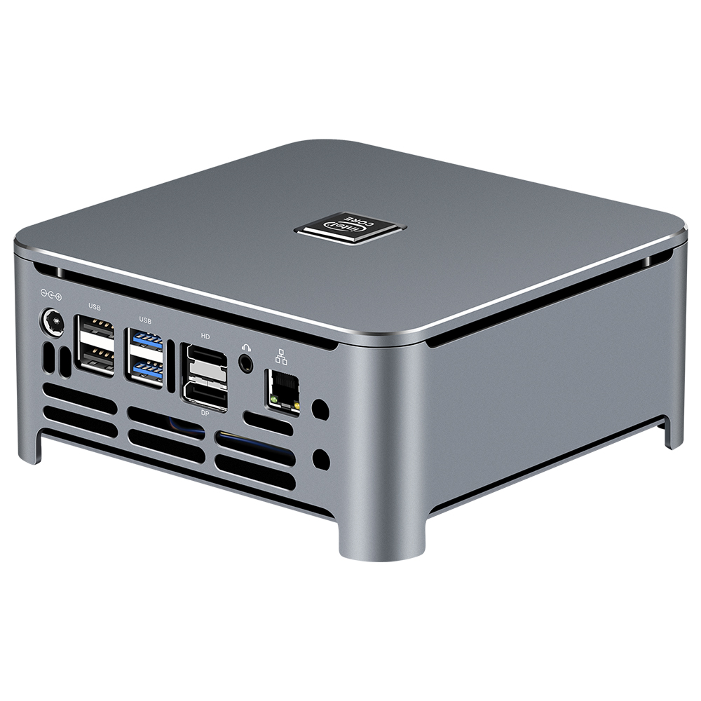 Mini PC Intel Core I7 9850H I5 9400H 6-Cores 2*DDR4 M.2 SSD HDMI DP 4K UHD 5*USB Type-C 2.4/5.0G WiFi Bluetooth 4.0 Windows 10