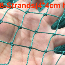 Netting Fence Mesh Dog-Chicken-Net Protective Anti-Bird Heavy Cat And Deer 18-Strands