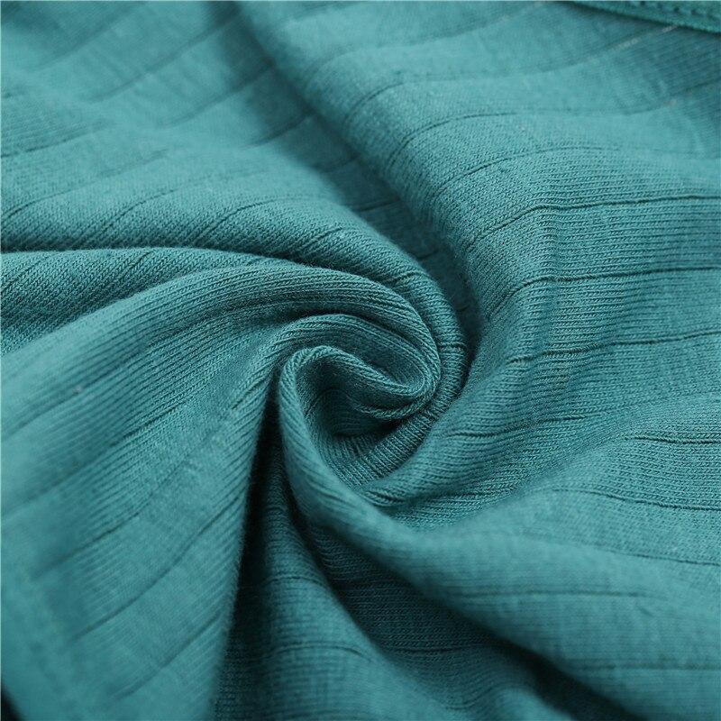 H968b19e7f62948cfb34c62e168df3bdab Ropa interior de algodón suave para mujer, calzoncillos de colores sólidos a rayas, lencería Sexy para mujer, M-XL íntima