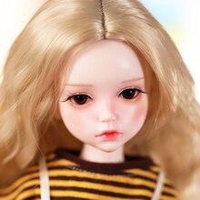 חדש BJD בובת 1/6 בובת מלא סט חצאית חליפת שרף בובת SD בובת מתנת יום הולדת
