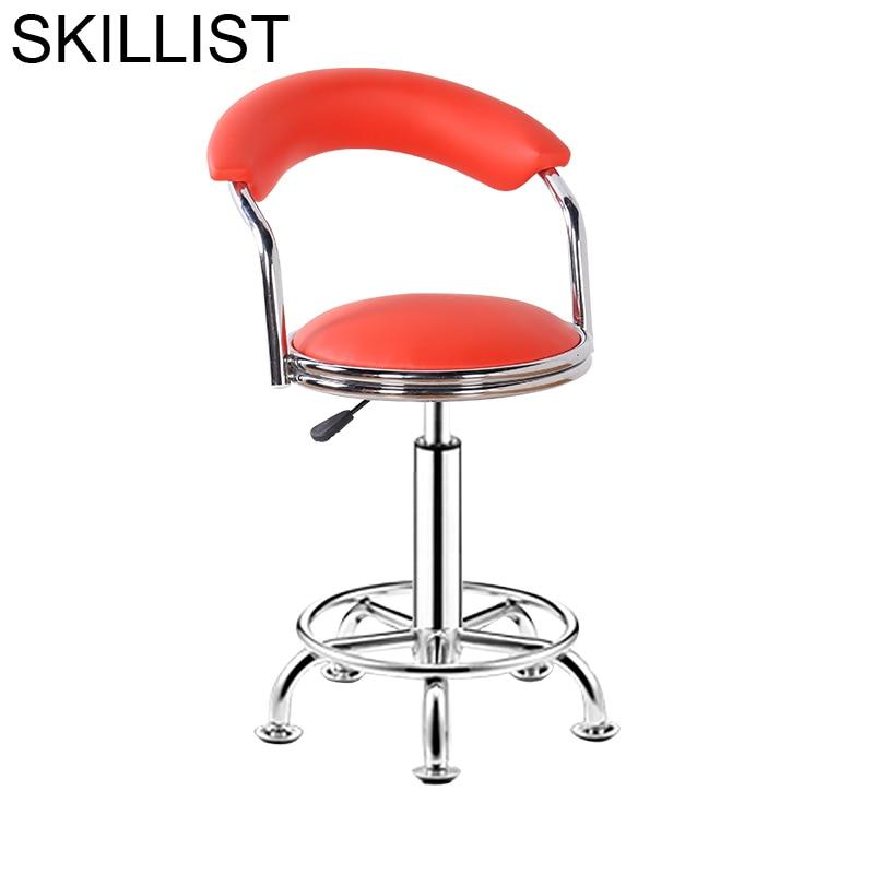Bancos Moderno Sandalyeler Comptoir Cadeira Table Industriel Taburete La Barra Stool Modern Silla Tabouret De Moderne Bar Chair
