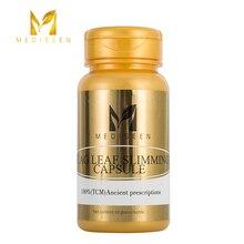 Mediseen Slag листовой капсулы, прозрачные желчные камни, stonesTreat холецистит, детоксикация, удаление токсины почек и печенья