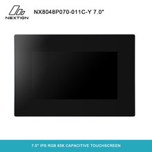 NEXTION 7.0 Lcd Module Display NX8048P070 011C Y Intelligent Series HMI Full color Capacitive Touchscreen With Enclosure