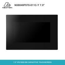 Nextion 7.0 Lcd Module Display NX8048P070 011C Y Intelligente Serie Hmi Full Color Capacitieve Touchscreen Met Behuizing