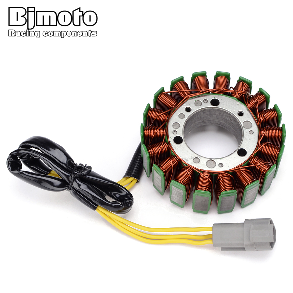 BJMOTO Moto Ignition Stator Coil For Sea doo <font><b>GTX</b></font> LTD <font><b>260</b></font> 300 RXT RXP X 130 GTS 1500 <font><b>GTX</b></font> 4 TEC Supercharged Ltd Wake 215 GTR RXP image