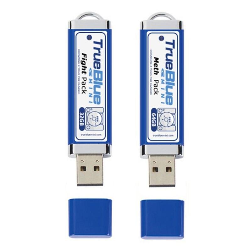 Image 2 - 64GB True Blue Mini Crackhead Meth Pack per PlayStation Giochi Classici e Accessori 101 & 58 giochi V1 F42DWholesale dropshippingPezzi di ricambio e accessori   -