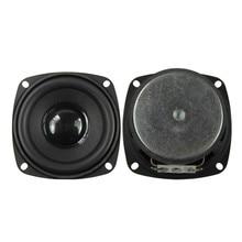 SOTAMIA 2 Stuks 3 Inch Audio Draagbare Hifi Luidsprekers DIY Sound Full Range Speaker 8 Ohm 20 W Luidspreker Kolom voor Home Theater