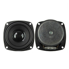 SOTAMIA 2Pcs 3 Inch Audio Portable Hifi Speakers DIY Sound Full Range Speaker 8 Ohm 20 W Loudspeaker Column For Home Theater