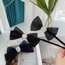 Elegant Fashion Flower Pearl Hairpin Bun Maker Twist Headband Lazy Hair Accessories Women Hairstyle Hair Stick Banquet For Party