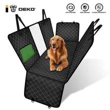 Protector Hammock Cushion Car-Seat-Cover Back-Mat Pet-Carrier Mesh Travel Dog Waterproof