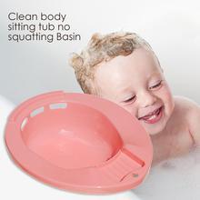 Многоцелевой портативный биде туалет пластиковая Ванна для мужчин и женщин чистое тело биде сидячая раковина