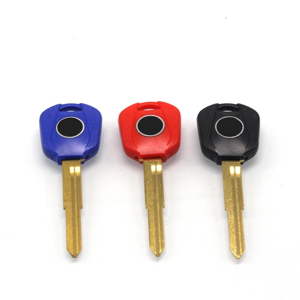 For Honda CBR600 F4 F5 CBR1000 VTR1000 CB1300 CB900 CBR900 F4 F5 CBR900RR 919 954 929 CBR1100XX Motorcycle Blank Key Uncut Blade