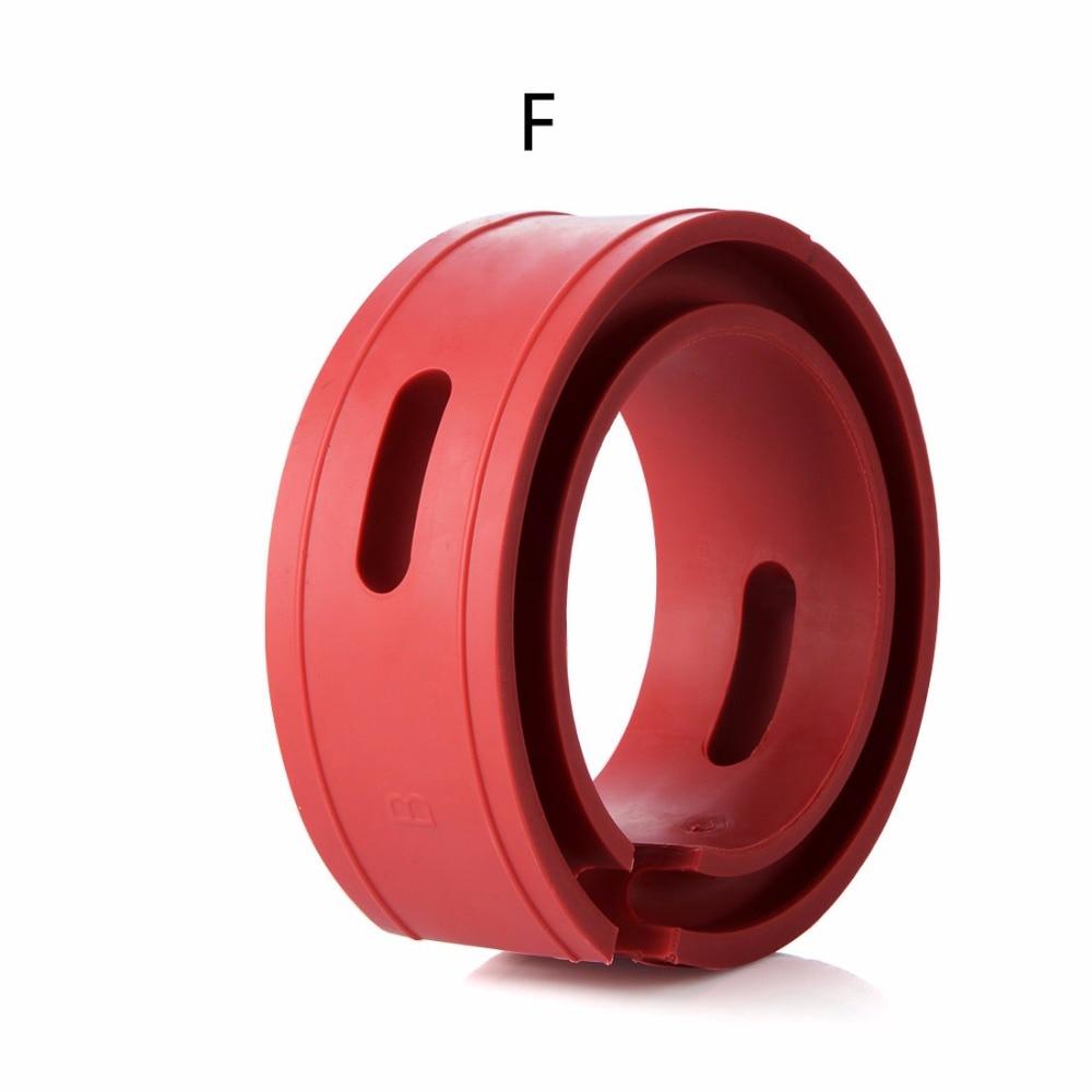 Автомобильный Амортизатор Весна Бампер мощность Авто буферы A/B/C/D/E/F/A+/B+ тип пружины бамперы подушки универсальные для большинства транспортных средств