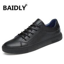 デザイン本革紳士靴レジャー快適なファッション走行靴メンズスニーカーchaussureオム