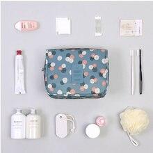 Женская водонепроницаемая сумка для хранения туалетных принадлежностей