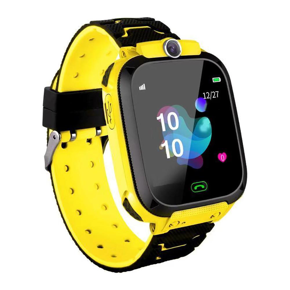 Q12B Children Watches Smart Watch For Kids Boy Girls Teenagers Wrist Watch Phone Bracelet Wristwatch