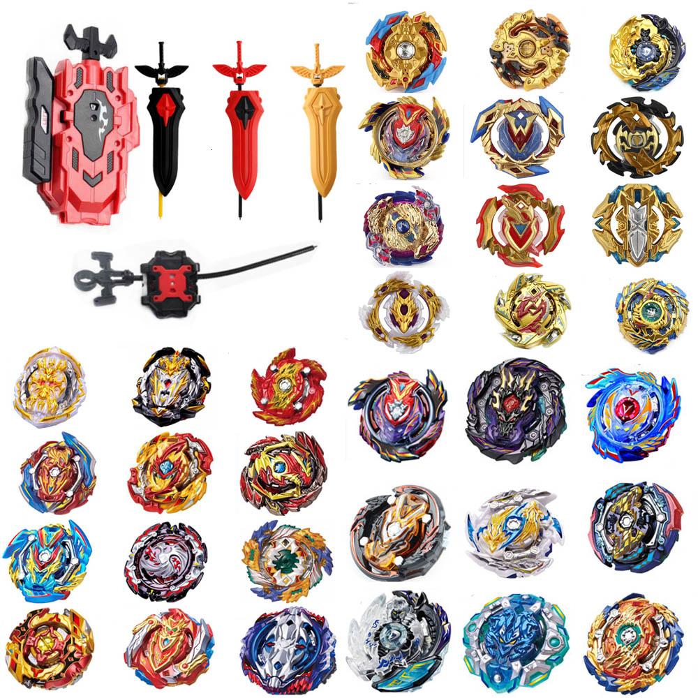 <font><b>Beyblade</b></font> Burst Toys Top Spinner Toy Toupie <font><b>Beyblade</b></font> Metal Fusion Bey Blade Beyblades Battle Bayblade Toys For Children image