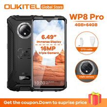 OUKITEL WP8 Pro NFC 6.49