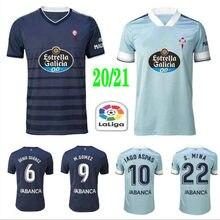 Melhor qualidade tailandesa 2021 2020 celta vigo futebol jérsei 20 21 celta de vigo bongonda hernandez nolito casa fora camisa de futebol jerse